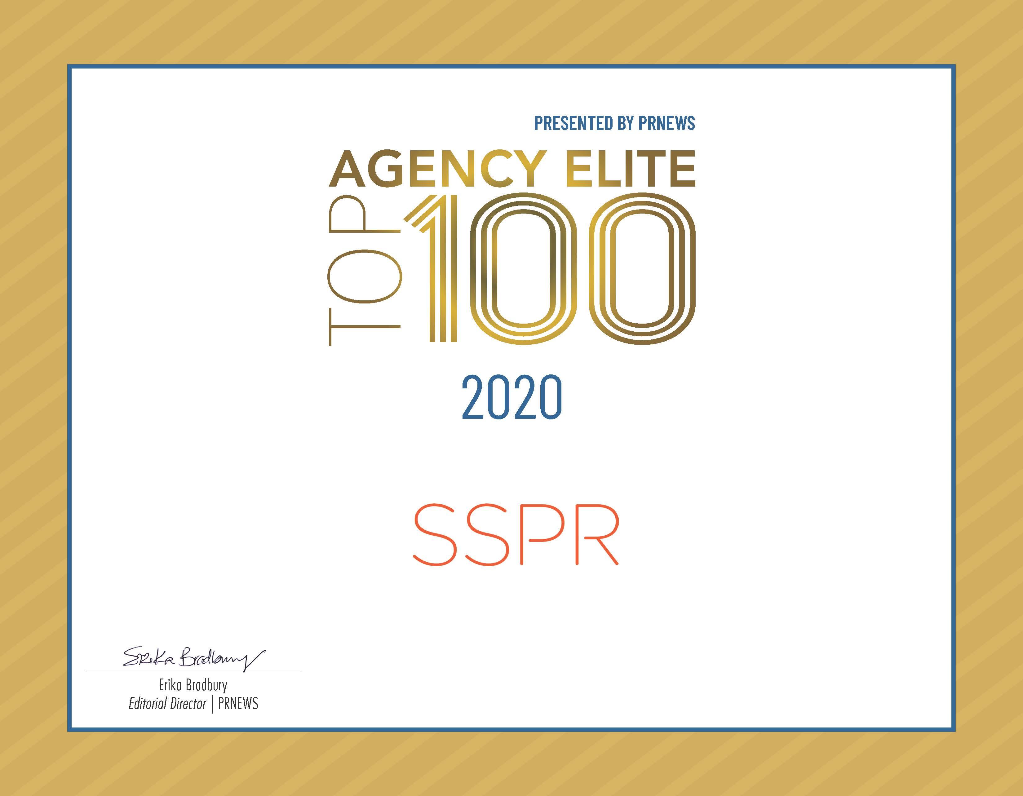 Agency Elite Badge
